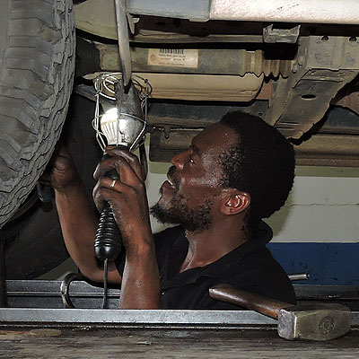 power steering repairs Durban
