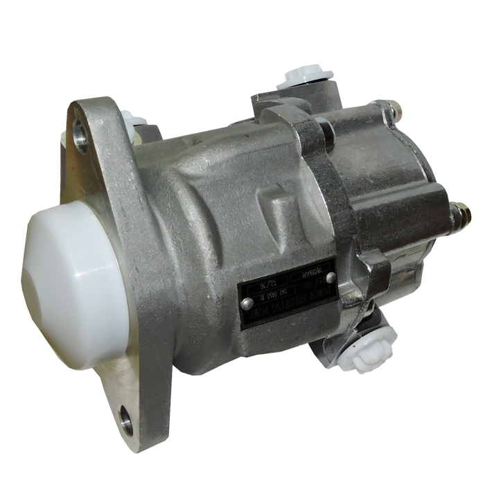 Actross double stage steering pump